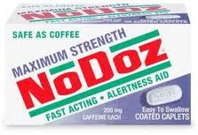 no doz weight loss